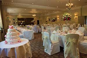 Wood Hall Hotel And Spa Wetherby Wedding